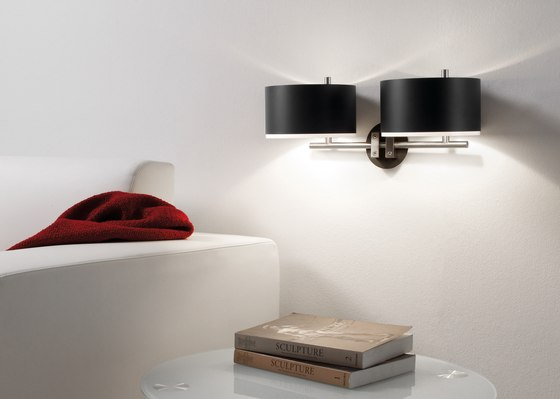 Club A-2 lights wall light by BOVER