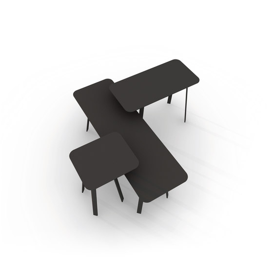 BuzziHub Table Medium by BuzziSpace