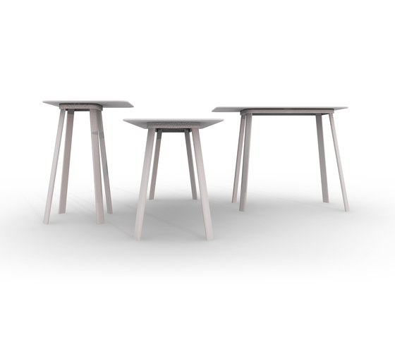BuzziHub Table Medium di BuzziSpace