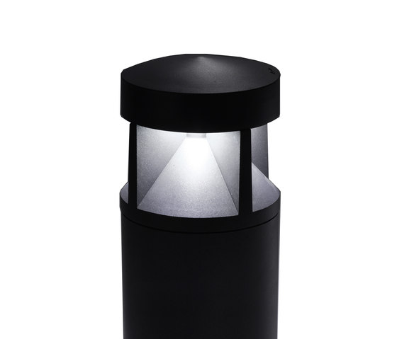 Klou-IK 180 two-way illumination - with decorative glass by Arcluce
