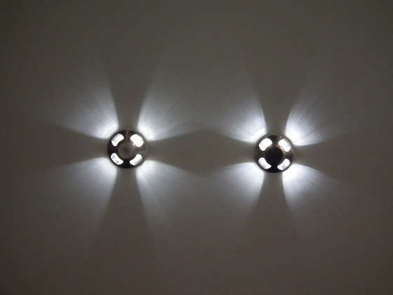 Stone radial illumination by Arcluce