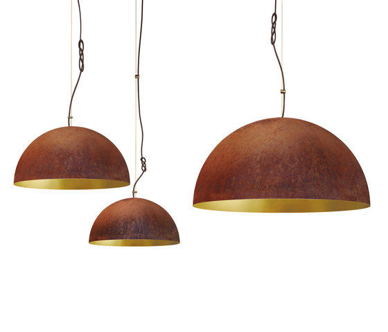 The Queen pendant lamp small de mammalampa