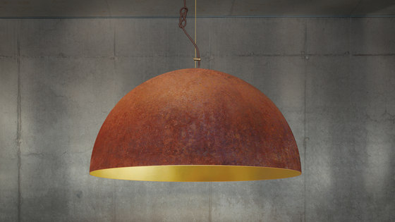 The Queen pendant lamp large de mammalampa