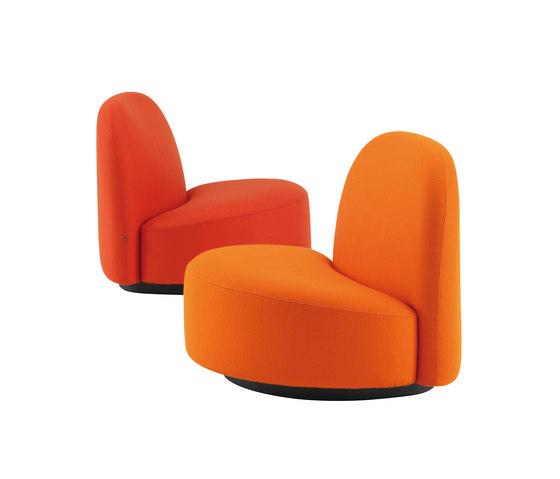 sofas seating elys e ligne roset pierre paulin. Black Bedroom Furniture Sets. Home Design Ideas