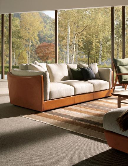 Carlos sofa di Ritzwell