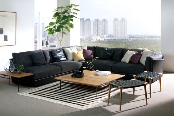 Carlos sofa by Ritzwell