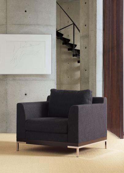 Figo chaise longue de Ritzwell
