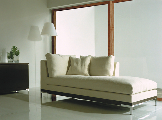 Figo chaise longue by Ritzwell