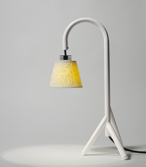 Treo - Lamp (white) by Lladró