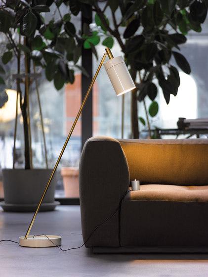 Nobu floor lamp di Anta Leuchten