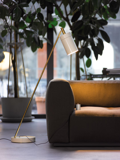Nobu floor lamp by Anta Leuchten