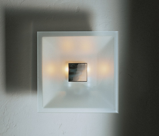 Tao Wall / Suspended Lamp by Anta Leuchten