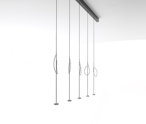 Ny suspended lamp by Anta Leuchten