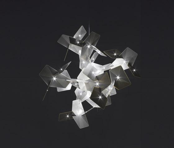 Cara Suspended Lamp di Anta Leuchten