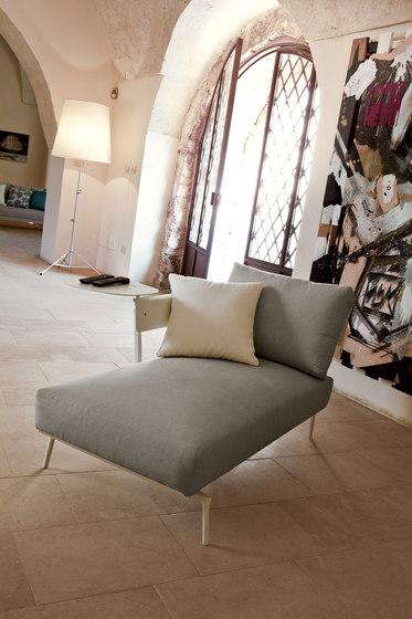 Aikana sofa 3-seater di Fast