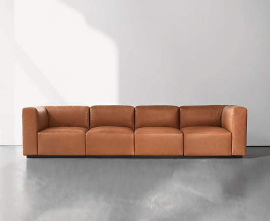 Living Landscape 730 sofa by Walter Knoll