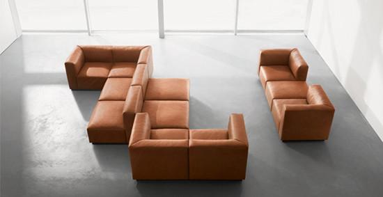 living landscape di walter knoll 730 sofa 740 armchair. Black Bedroom Furniture Sets. Home Design Ideas