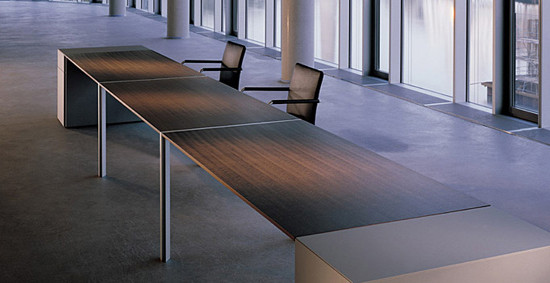 Stage table de Walter Knoll