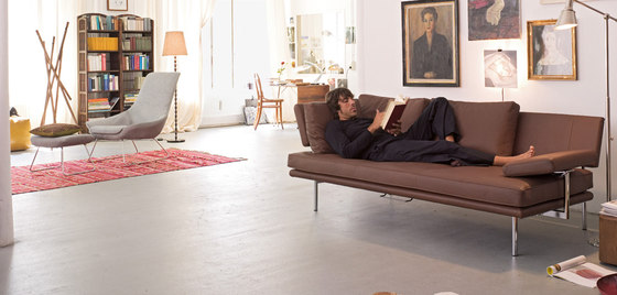 Living Platform 400 sofa by Walter Knoll