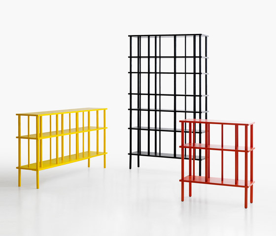 Level bookshelf di Karl Andersson