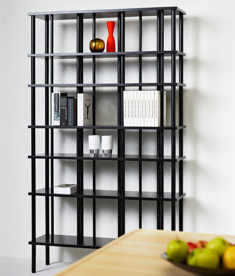 Level Room divider/Stoarge LE1702 by Karl Andersson & Söner