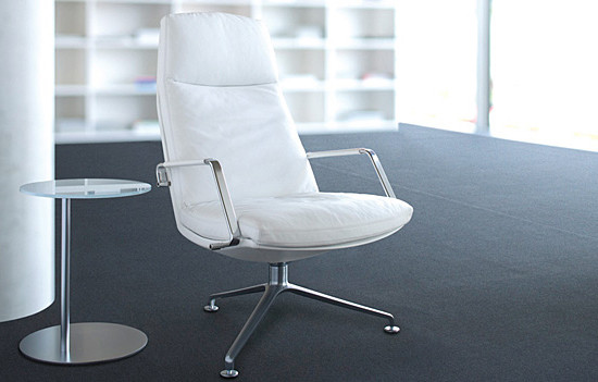 FK 6725 bucket seat by Walter Knoll