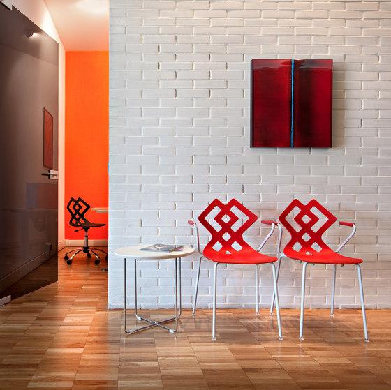 Clyde Carrellino di ALMA Design