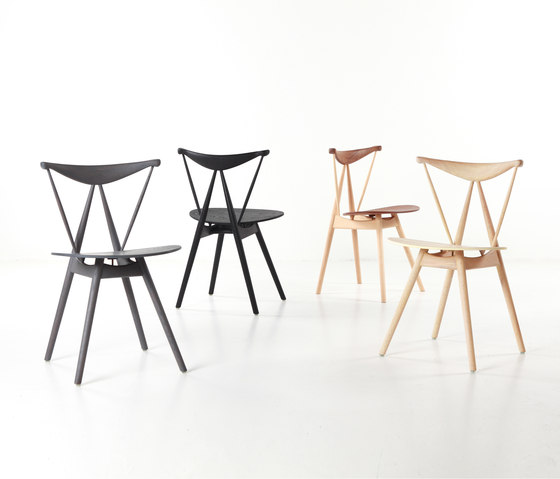 Triangle Chair (1952) de Stellar Works