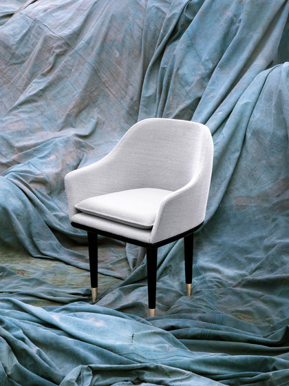 Lunar Dining Chair Large by Stellar Works