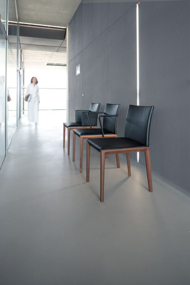 Andoo Table - veneer di Walter Knoll