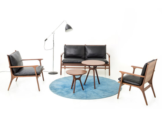 Rén Lounge Chair Large di Stellar Works