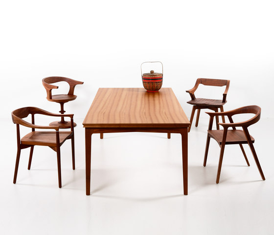 New Legacy Tavola Table de Stellar Works