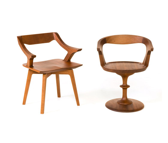 New Legacy Sofia Chair di Stellar Works