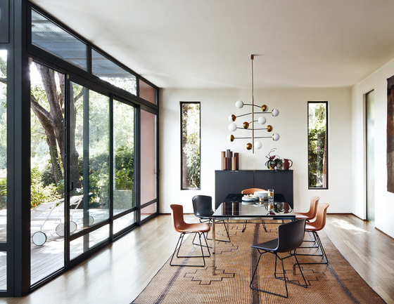 Bertoia Stuhl von Knoll International