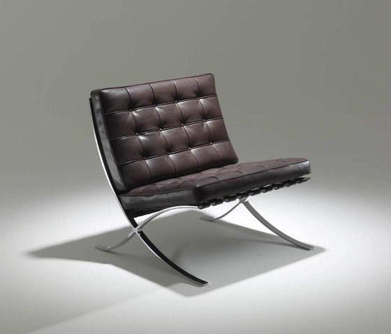 mies van der rohe collection di knoll international mr sedia. Black Bedroom Furniture Sets. Home Design Ideas