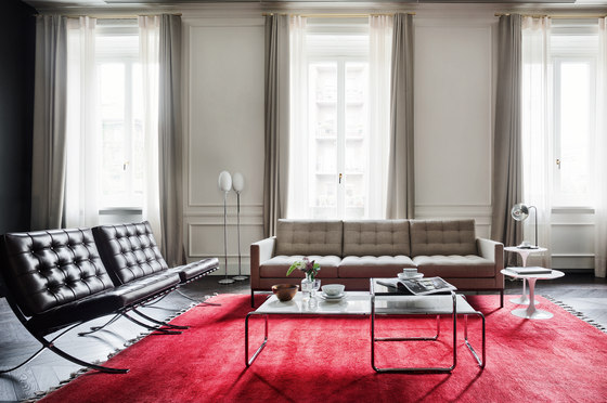 MR Lounge Chaiselongue von Knoll International