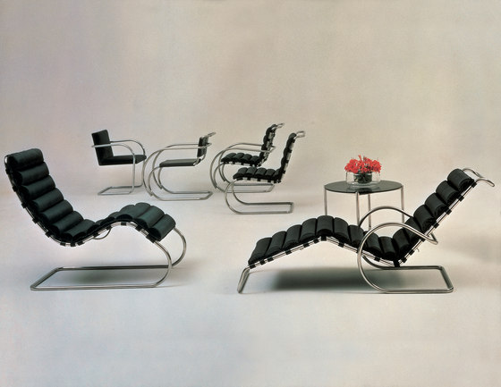 MR Lounge Chair without Arms de Knoll International