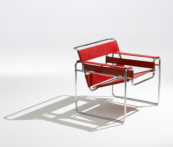 Wassily Lounge Chair by Knoll International