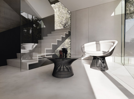 Platner Side table by Knoll International