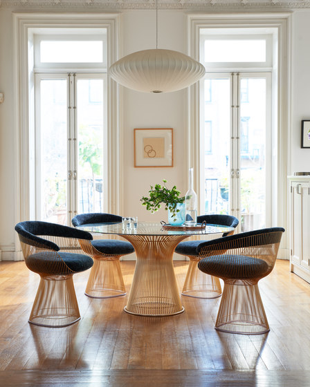 Platner Tavolo di Knoll International