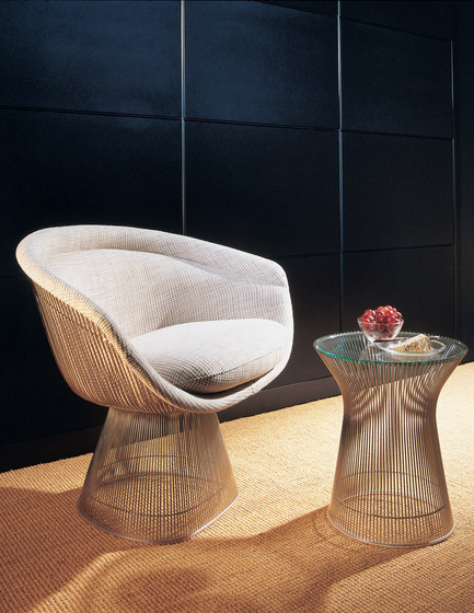 Platner High Table by Knoll International