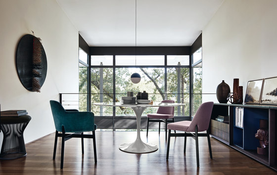 Saarinen Tulip Side chair by Knoll International