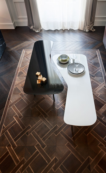 Girard Coffee Table by Knoll International