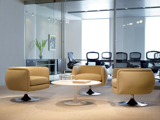 D' Urso Lounge Chair by Knoll International