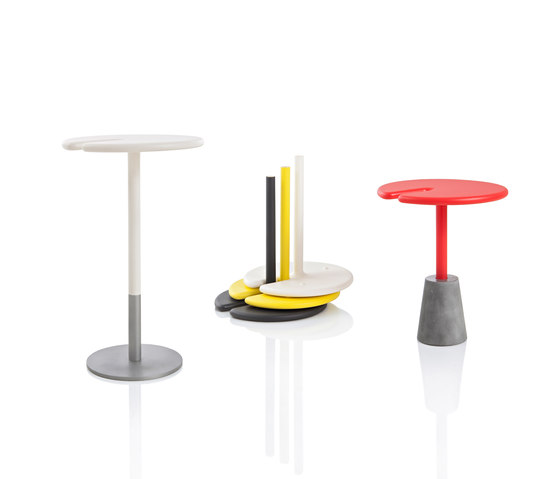 Set-up Table by ALMA Design