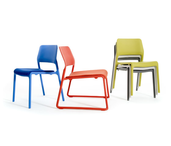Spark Lounge Chair by Knoll International