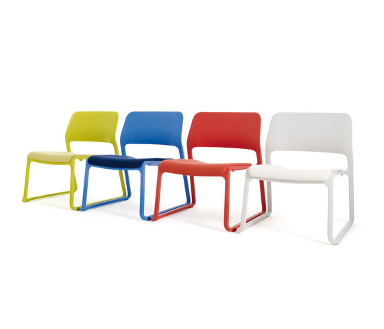 Spark Side Chair by Knoll International