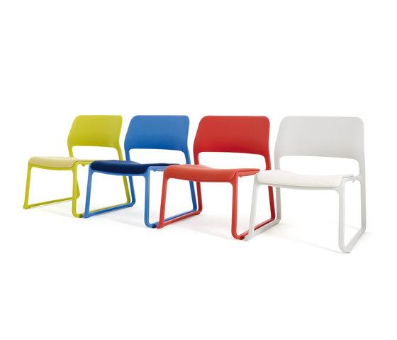Spark Lounge Stuhl von Knoll International
