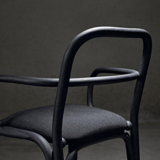 Fontal sillón comedor de Expormim
