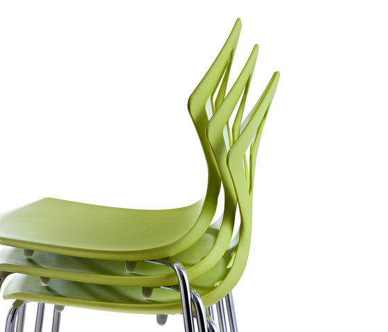 Zahira Office chair by ALMA Design